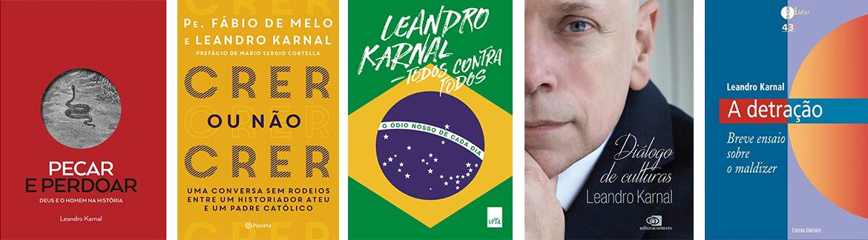 Leandro Karnal E O Sonho Da Sabedoria
